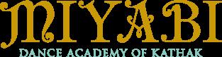 インド舞踊 MIYABI カタックダンス アカデミー 東京 | MIYABI KATHAK DANCE ACADEMY Logo